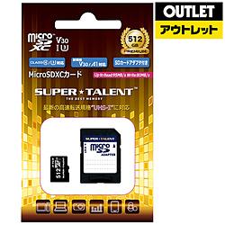 microSDHCカード ST12MSU1P [512GB /Class10]