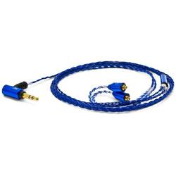 MMCXイヤホン用リケーブル(1.2m) Palette6 MX-A SapphireBlue