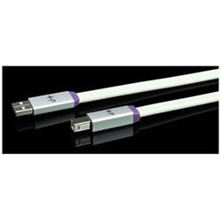 オーディオ用USB2.0ケーブル【A】⇔【B】(1.0m) d+USB classS rev.2/1.0