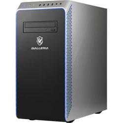 サードウェーブ 【店頭併売品】 UA7C-G60S-R203 ゲーミングデスクトップパソコン GALLERIA  [モニター無し /HDD:1TB /SSD:500GB /メモリ:16GB /2020年08月モデル]