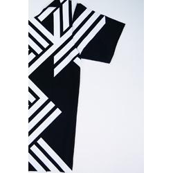 DTN-003 Tシャツ シャカモデル ブラック