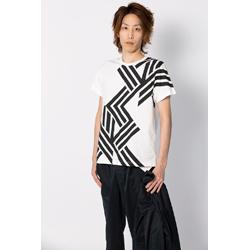 DTN-003 Tシャツ シャカモデル ホワイト
