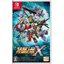 スーパーロボット大戦X 【Switchゲームソフト】