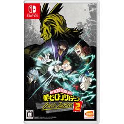 僕のヒーローアカデミア Ones Justice2 【Switchゲームソフト】