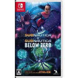 〔中古品〕Subnautica + Subnautica Below Zero