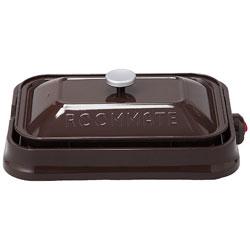 ホットプレート 「ROOMMATE」(プレート3枚) EB-RM8602H-BR ブラウン