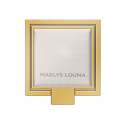 MAELYS LOUNA Square Smart Phone Ring ML-BR-0SQGSV GDSV