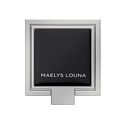 MAELYS LOUNA Square Smart Phone Ring ML-BR-0SQSBK SVBK