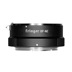 FR-NZ1 電子接点 絞りリング付きマウントアダプター レンズ側:キャノンEFマウントレンズ カメラ側:ニコンZマウント FR-NZ1