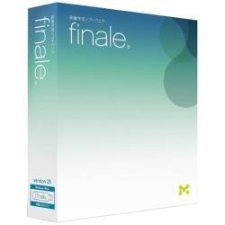 MAKEMUSIC Finale25 通常版 USBキット付属 (64ビット対応 楽譜作成ソフトウェア)