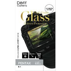 デジタルカメラ用 液晶保護ガラスフィルム DPG-BC1PE01 PENTAX K-1 対応