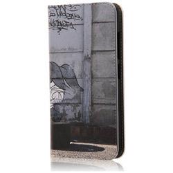 ASUS ZenFone 3(ZE520KL)用 手帳型ケース ルーニー・テューンズ ニンジン IJ-WAZ3LC/LN012