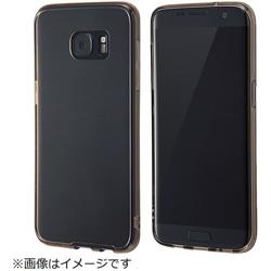 Galaxy S7 edge ハイブリッドケース ブラック IN-AGS7ECC2/B