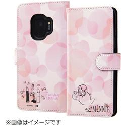 Galaxy S9 ディズニーキャラクター 手帳型ケース ミニーマウス16 IN-DGS9MLC2/MN016