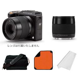 X1D エクスペリエンス・パッケージ/ミラーレス中判デジタルカメラ  Black [単焦点レンズ]