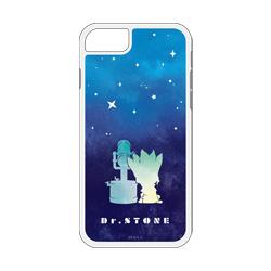 キャラバン Dr.STONE 【iPhone8/7/6/6s専用】グリッターiPhoneケース