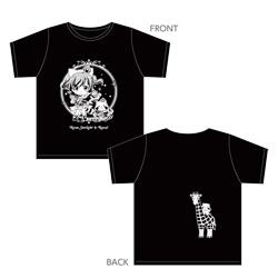 キャラバン 少女☆歌劇 レヴュースタァライト×ラスカル Tシャツ Lサイズ