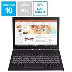 レノボ・ジャパン(Lenovo JAPAN) モバイルノートPC Yoga Book C930 ZA3S0140JP アイアングレー [Win10 Home・Core i5・10.8インチ・SSD 256GB]