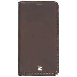 iPhone X用 Buffalo Diary ブラウン Z10311I8