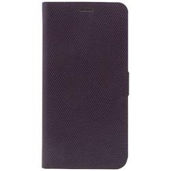 iPhone X用 Metallic Diary ダークバイオレット Z10313I8