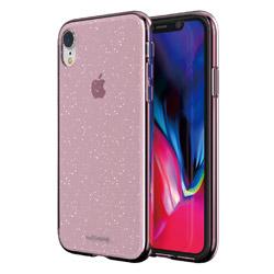 iPhone XR 6.1インチ用 JELLO クリアピンクパール MN14008I61