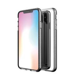 iPhone XS Max 6.5インチ用 BOIDO MIRROR CLEAR PEARL MN14013I65