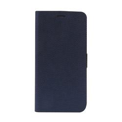 iPhone XR 6.1インチ用 Metallic Diary ネイビー Z14230I61