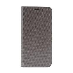 iPhone XS Max 6.5インチ用 Metallic Diary シルバー Z14242I65