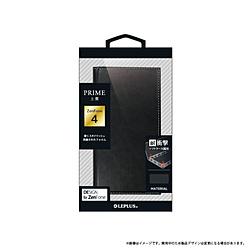 ASUS ZenFone 4 薄型PUレザーフラップケース「PRIME」