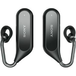 ソニー(SONY) フルワイヤレスイヤホン(左右分離タイプ)耳かけ型 Xperia Ear Duo(ブラック)XEA20JP