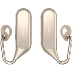 ソニー(SONY) フルワイヤレスイヤホン(左右分離タイプ)耳かけ型 Xperia Ear Duo(ゴールド)XEA20JP