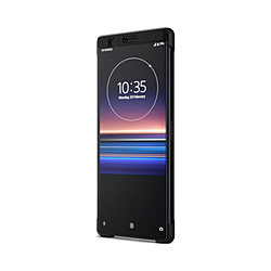 SONY(ソニー) 【ソニー純正】Xperia 1 Style Cover Touch  ブラック SCTI30JP/B