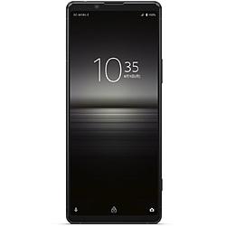 SONY(ソニー) 【SIMフリー】 ソニー Xperia1 II  5G・防水・防塵・おサイフケータイ  Snapdragon 865 6.5型・メモリ/ストレージ:12GB/256GB nanoSIM x2 ドコモ / au / ソフトバンクSIM対応 SIMフリースマートフォン Xperia