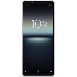 SONY(ソニー) 【10/30発売予定】 【SIMフリー】 ソニー Xperia1 II  5G・防水・防塵・おサイフケータイ  Snapdragon 865 6.5型・メモリ/ストレージ:12GB/256GB nanoSIM x2 ドコモ / au / ソフトバンクSIM対応 SIMフリースマートフォン Xperia ※発売日以降のお届け
