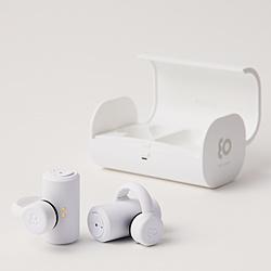 BoCo フルワイヤレスイヤホン earsopen ホワイト PEACE-TW-1 [リモコン・マイク対応 /骨伝導 /Bluetooth]