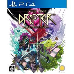 [Used] Hyper Light Drifter (hyper light drifter) [PS4]