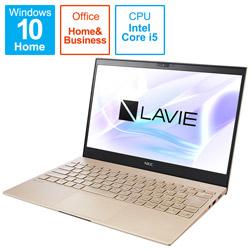 ノートパソコン LAVIE ProMobile フレアゴールド PC-PM550BAG [13.3型 /intel Core i5 /SSD:512GB /メモリ:8GB /2021年1月モデル]
