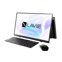 PC-A2365BAB デスクトップパソコン LAVIE A23シリーズ ファインブラック [23.8型 /SSD:512GB /メモリ:8GB /2021年1月モデル]