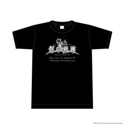 A3 【限定商品】Tシャツ「英雄伝説 創の軌跡」01/ロゴデザイン 発売記念ver.ブラック Lサイズ