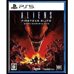【店頭併売品】 エイリアン:ファイアーチーム エリート 【PS5ゲームソフト】
