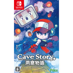 Cave Story+ 【Switchゲームソフト】