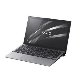 VAIO(バイオ) モバイルノートPC A12 Office2019 Black&Silver VJA12190121B [Core i5・12.5インチ・Office付き・SSD 256GB]