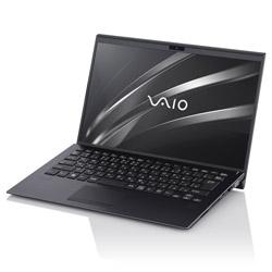 ノートパソコン VAIO SX14(4K・LTE) ブラック VJS14390111B [14.0型 /intel Core i7 /SSD:512GB /メモリ:16GB /2020年10月モデル]