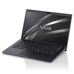 ノートパソコン VAIO SX14(LTE) ブラック VJS14390211B [14.0型 /intel Core i5 /SSD:256GB /メモリ:8GB /2020年10月モデル]