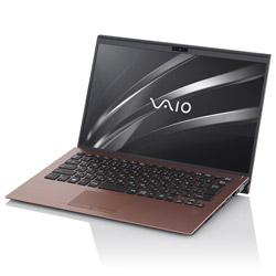 ノートパソコン VAIO SX14 (Wi-Fi) ブラウン VJS14390411T [14.0型 /intel Core i5 /SSD:256GB /メモリ:8GB /2020年10月モデル]