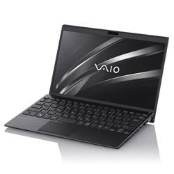 ノートパソコン VAIO SX12 (Wi-Fi) ブラック VJS12390311B [12.5型 /intel Core i5 /SSD:256GB /メモリ:8GB /2020年10月モデル]