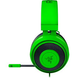 RAZER(レイザー) RZ04-02830200-R3M1 ゲーミングヘッドセット Kraken Razer Green [φ3.5mmミニプラグ /両耳 /ヘッドバンドタイプ]