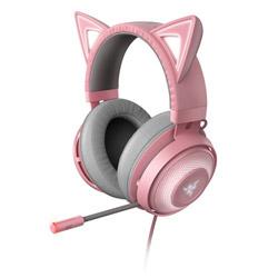 RAZER(レイザー) ゲーミングヘッドセット RZ04-02980200-R3M1 Quartz Pink [USB /両耳 /ヘッドバンドタイプ]