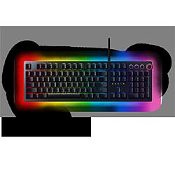 ゲーミングキーボード Huntsman Elite(英語配列)  RZ03-01871000-R3M1 [USB /有線]