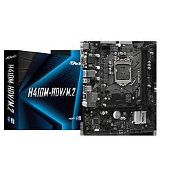 ASRock(アスロック) マザーボード H410M-HDV/M.2   [MicroATX /LGA1200]